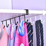 Multifunctional Metal Door Organiser/Hook Hanger