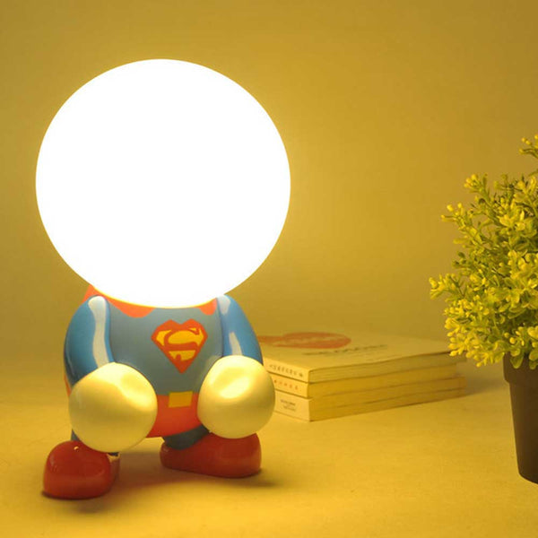 Superman USB LED Lamp