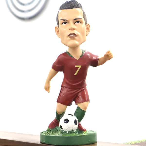 Cristiano Ronaldo footballer Bobble head