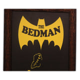 Bedman washable poster with frames