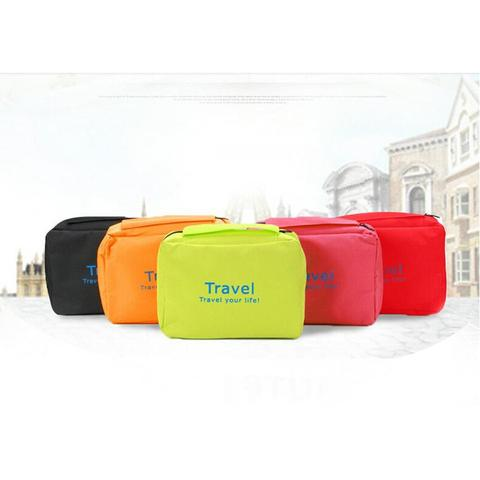 Waterproof Travel Essentials Bag