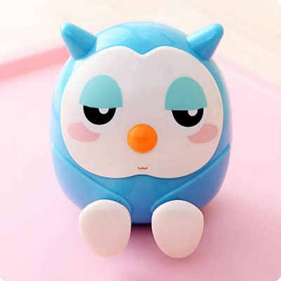 2 In 1 Owl Shape Phone Holder