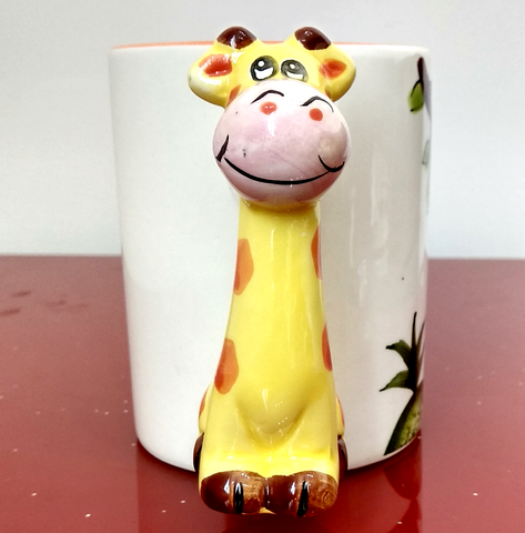 giraffe toy milk