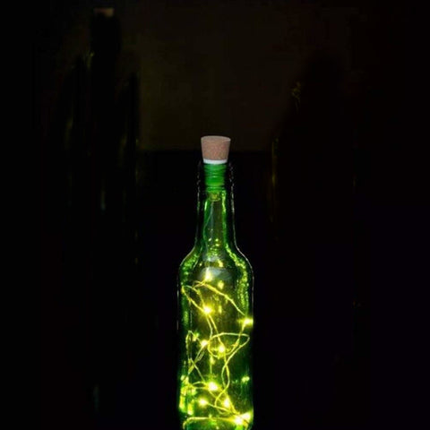 Bottle Lamp LED