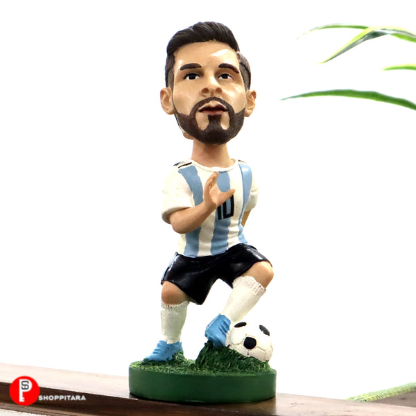 Messi bobblehead