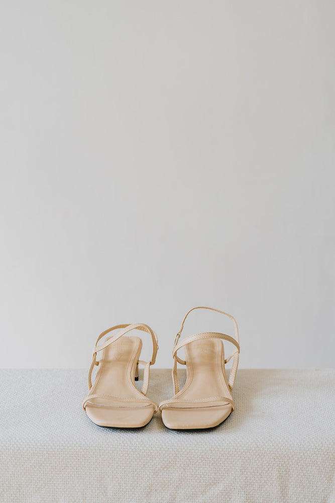 Load image into Gallery viewer, Ellie Sandals in Cream