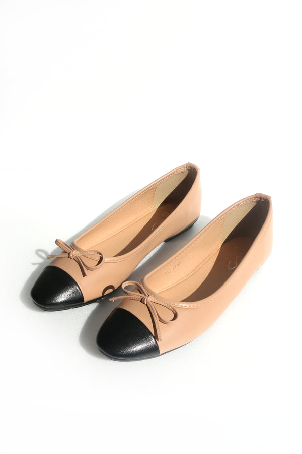 Camille Flats in Nude