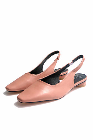 Load image into Gallery viewer, Amara Flats in Blush
