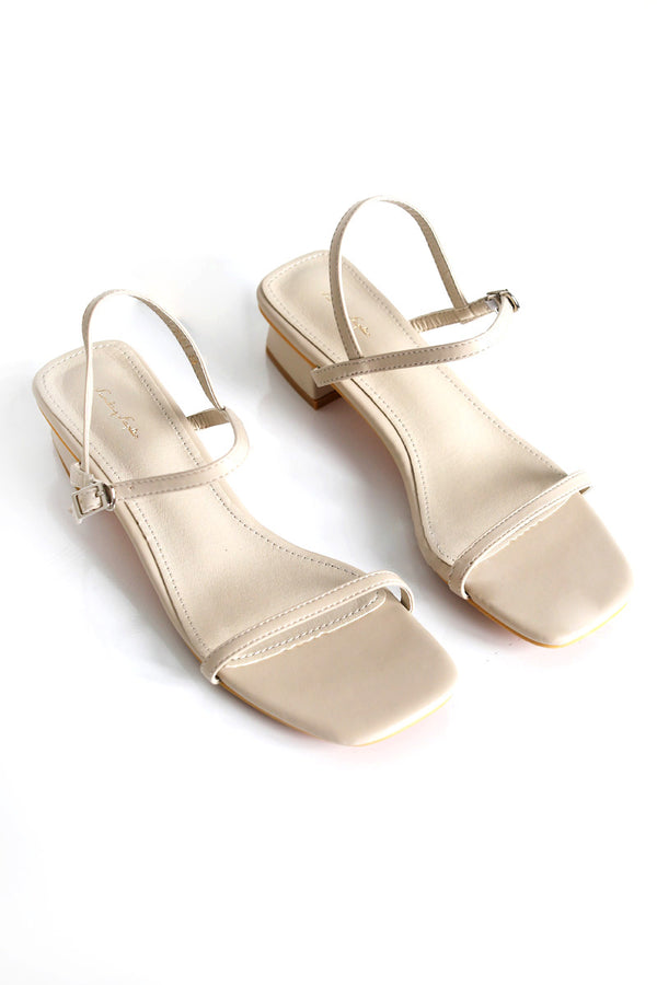 Estee Sandals in Cream