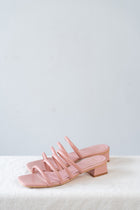 Zara Sliders in Rose
