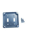 Guardian Enclosures™ 4x4 Double Toggle Receptacle Cover