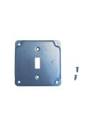 Guardian Enclosures™ 4x4 Single Toggle Receptacle Cover