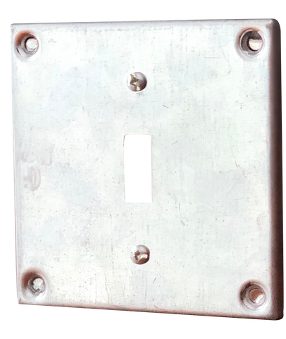 "Guardian Enclosures™ 4x4 Single Toggle 3/8"" Raised Cover GD8361"