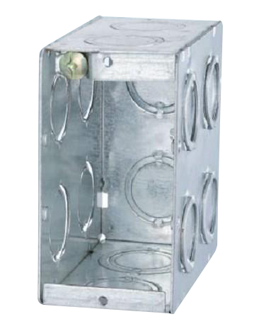 Guardian Enclosures™ Masonry Box - Single Gang Deep  GDMBD-1K