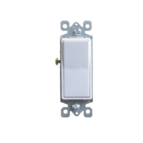 Single Pole Decor Switch