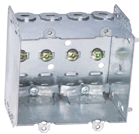 Guardian Enclosures™ 2 Gang Reg Device Box GD2104-LLE2