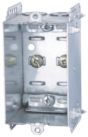 Guardian Enclosures™ 1 Gang Reg Metal Box GD2104-LLE