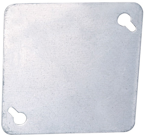 Guardian Enclosures™ Metal Plate Blank Box Cover 52C1