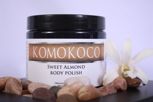 Sweet Almond Body Polish