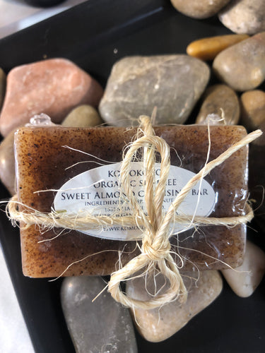 Sweet Almond SLS-Free Cleansing Bar