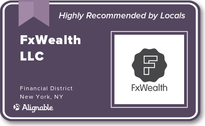 FXWEALTH HIGH RECOMMENDED IN NEW YORK