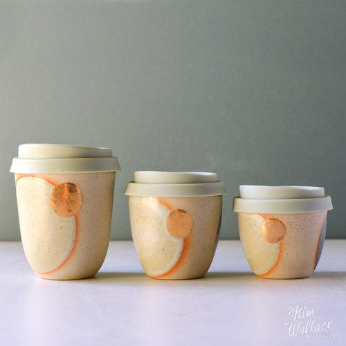 Reusable Takeaway Cup Eclipse (Kim Wallace)