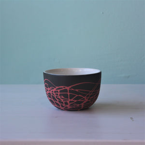 Kristina Cooke gothic squiggle bowl