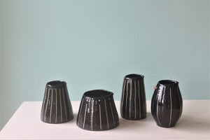 Assorted Black Pourers (Serena Horton)
