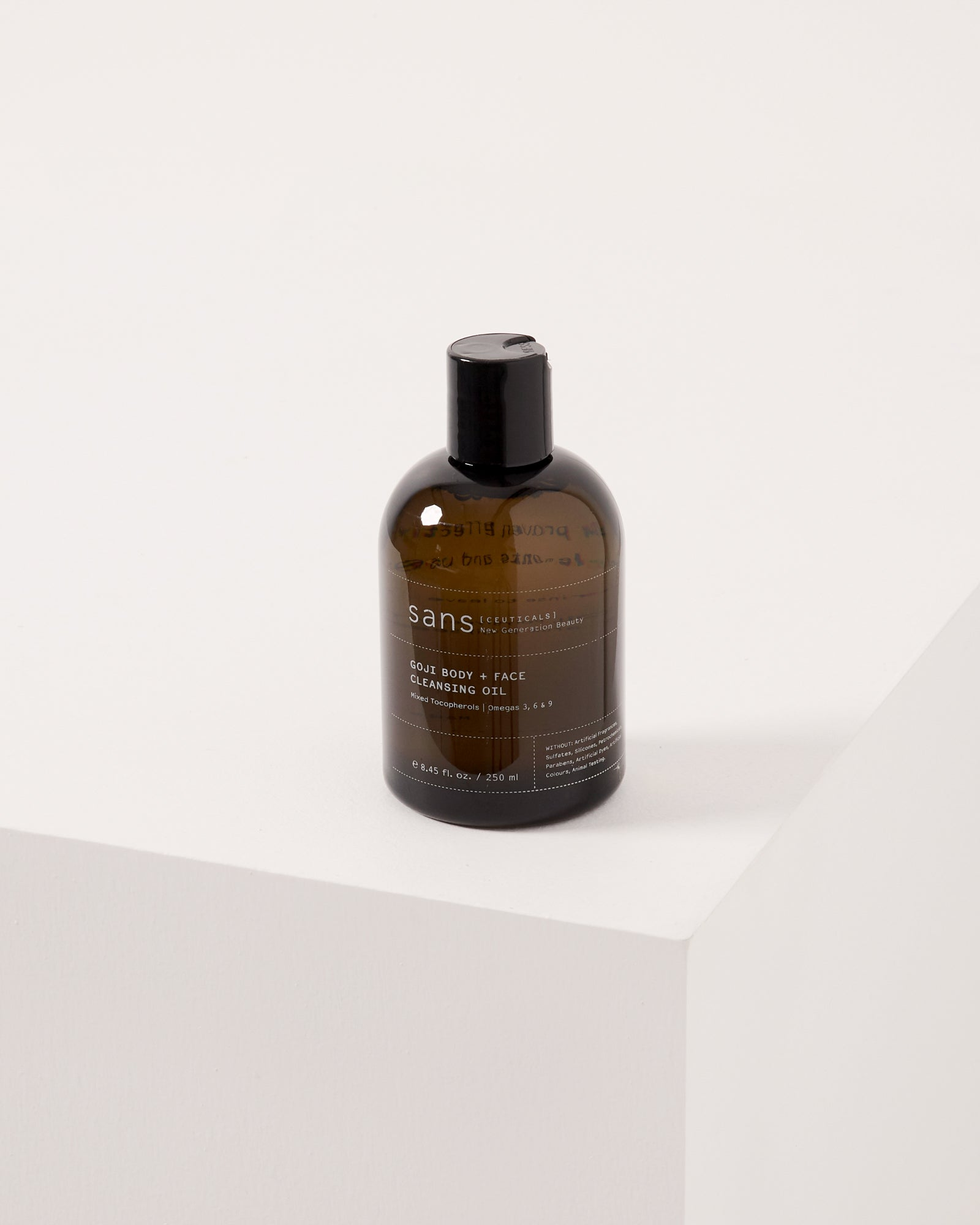 Sans - Goji Body + Face Cleansing Oil