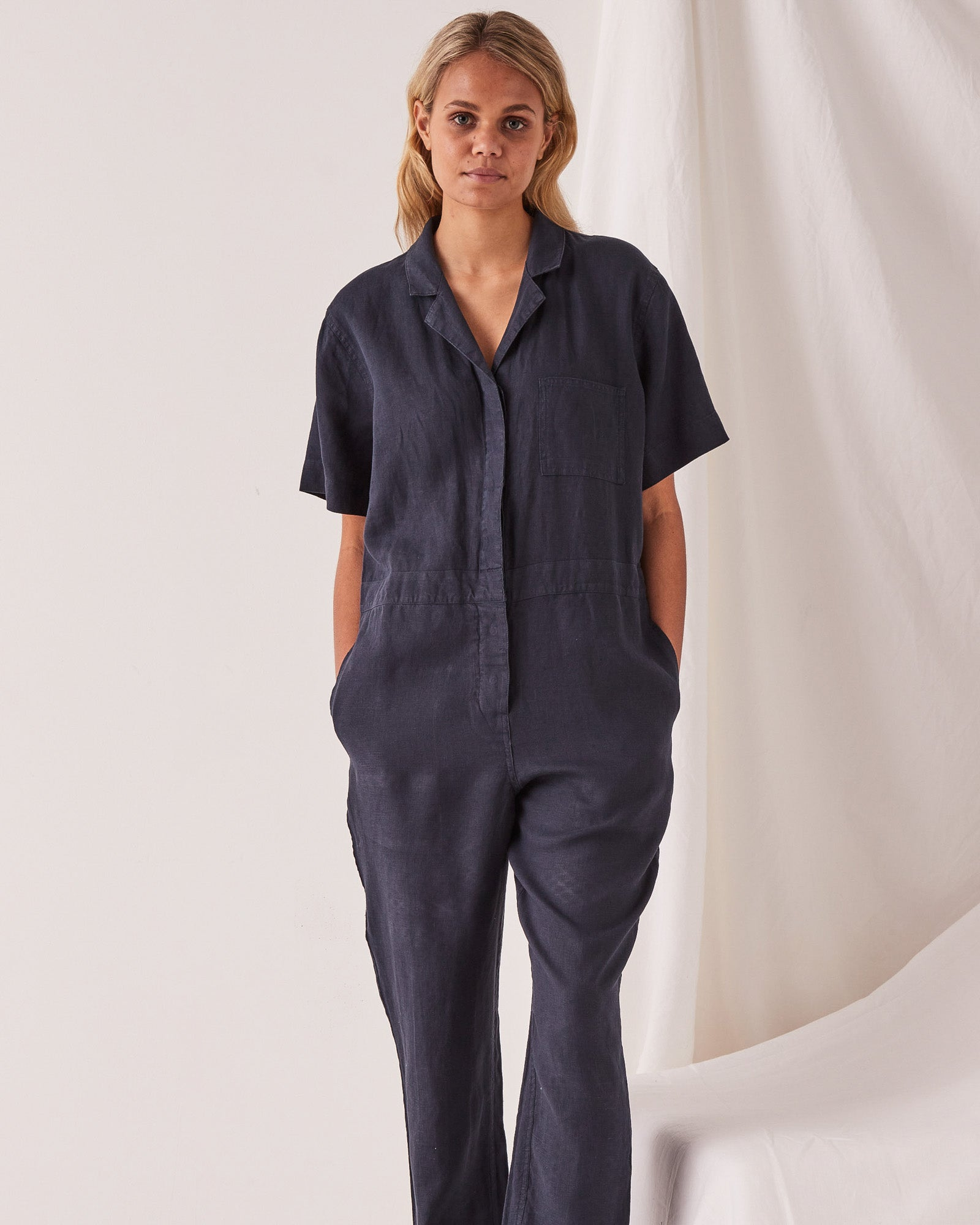 Blair Linen Jumpsuit