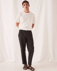Frontier Canvas Pant Black