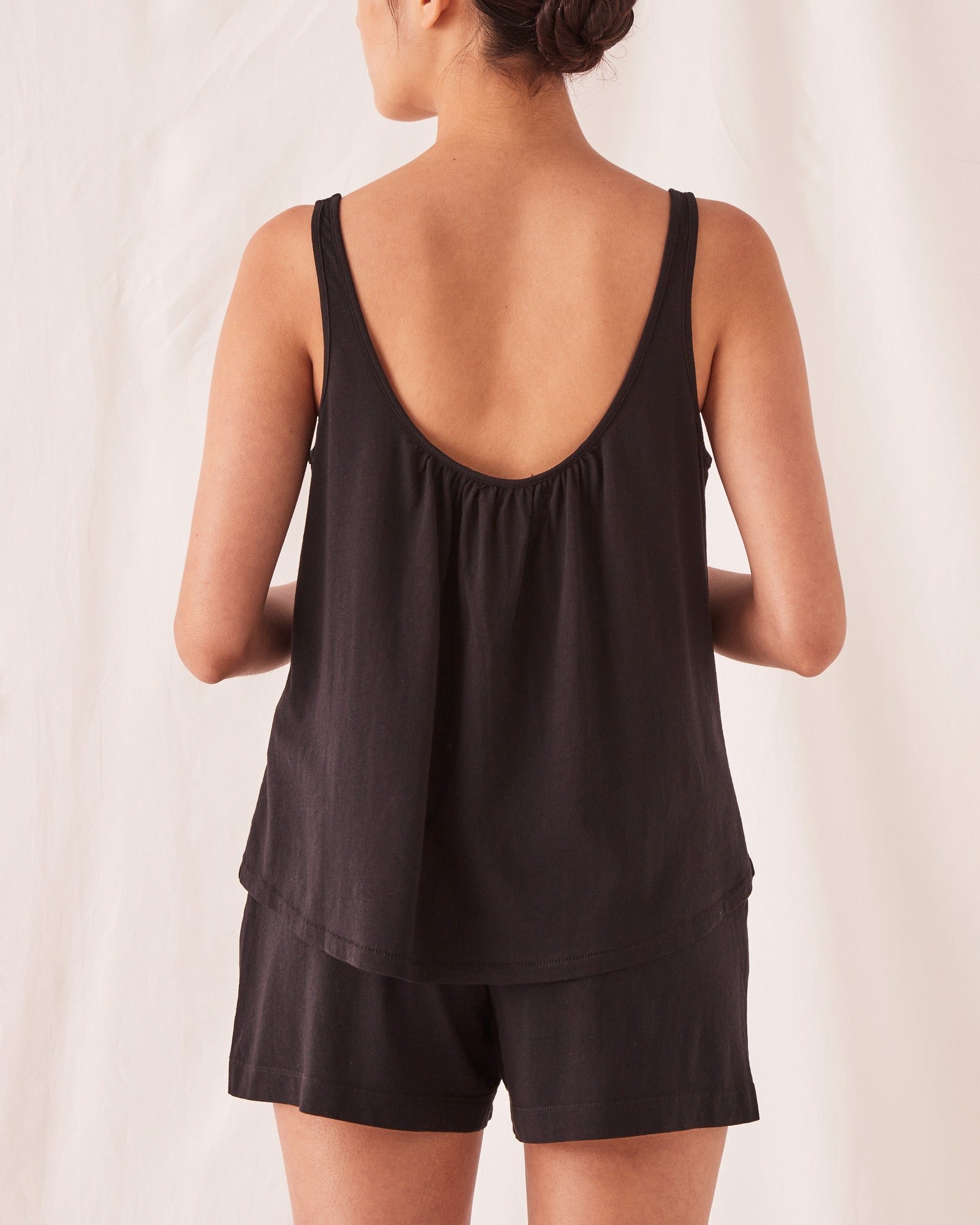 Tilly Top Black