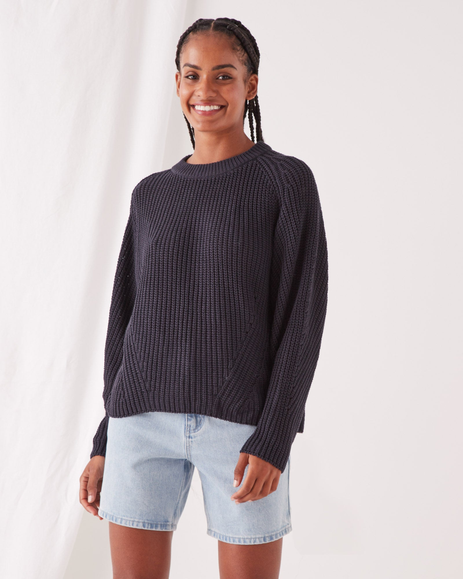 Dyan Cotton Knit