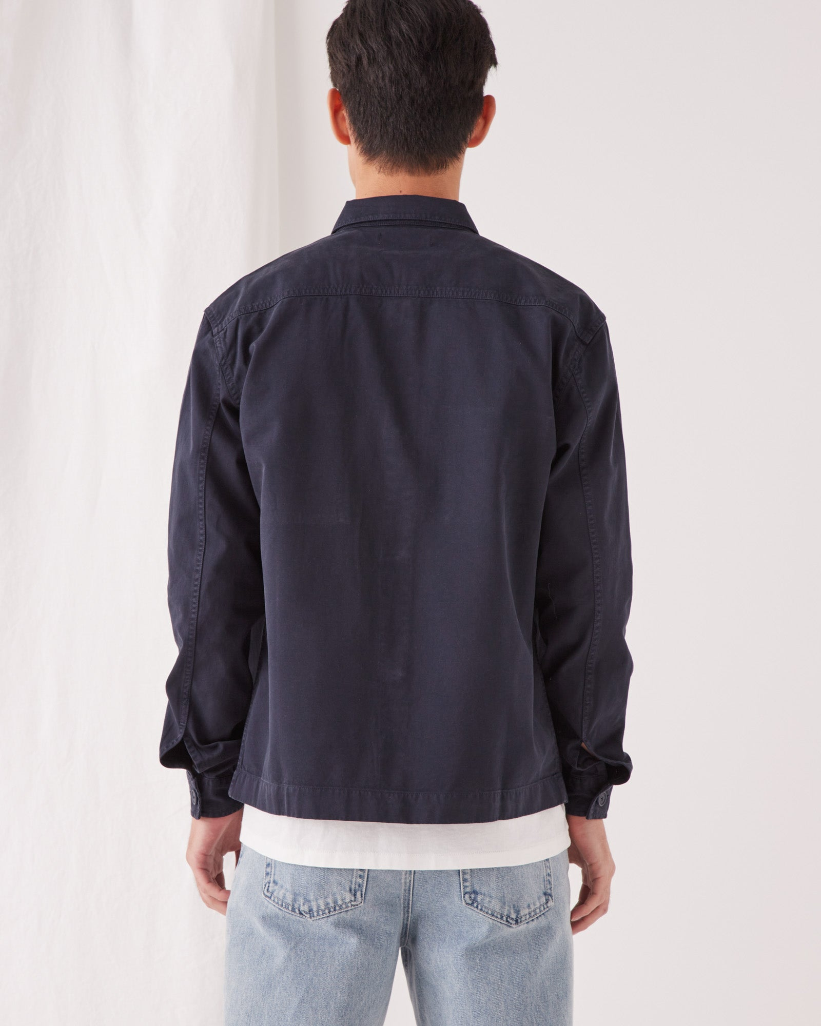 Hawke Jacket True Navy