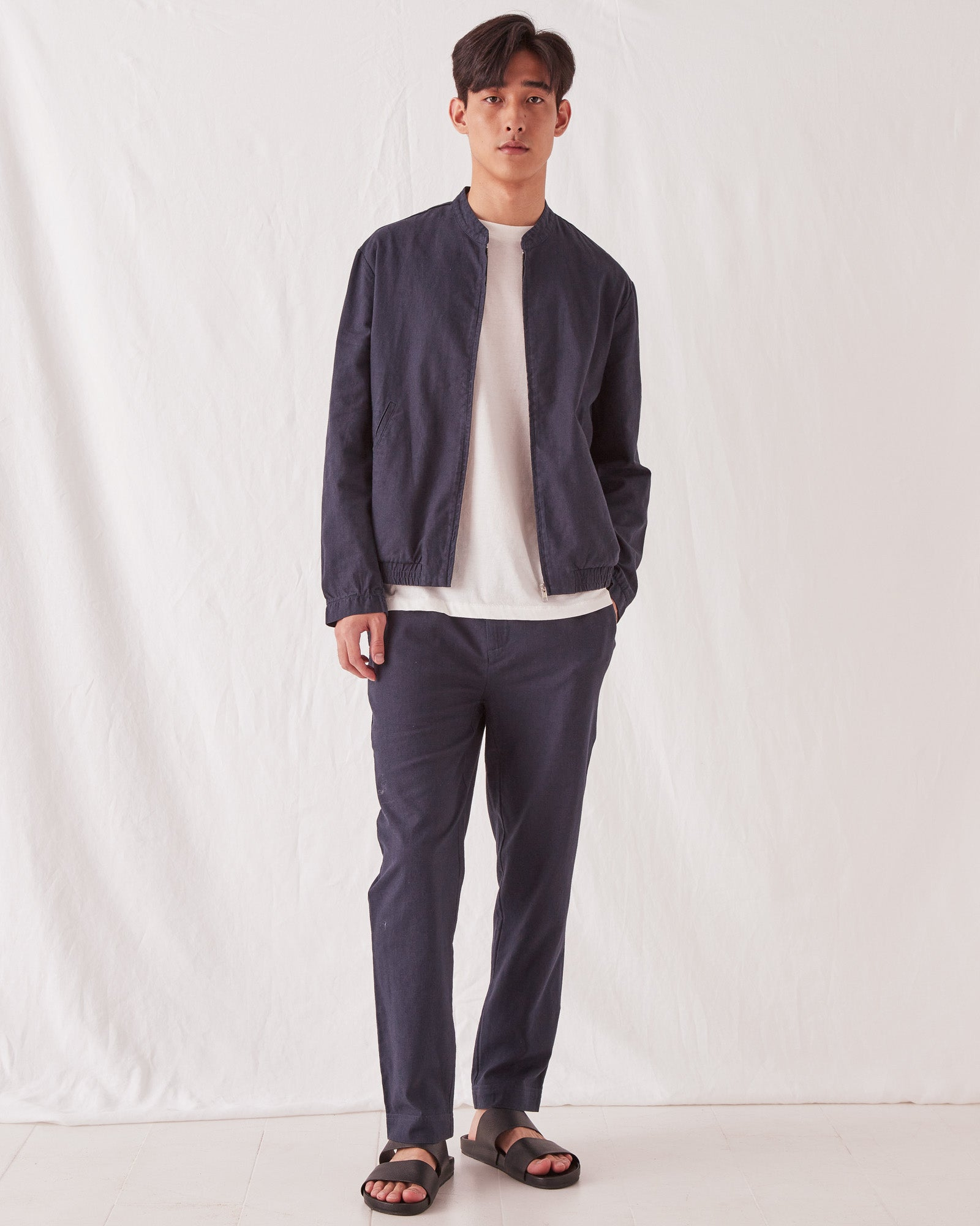 Felix Bomber True Navy