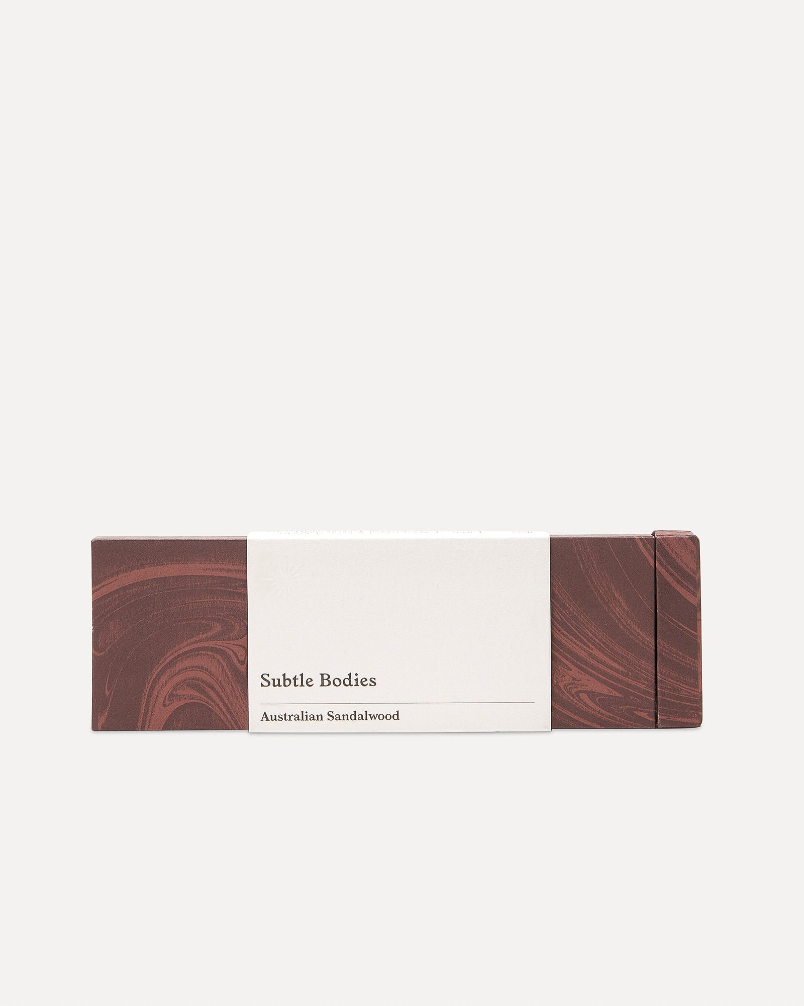 Subtle Bodies Incense Sandalwood