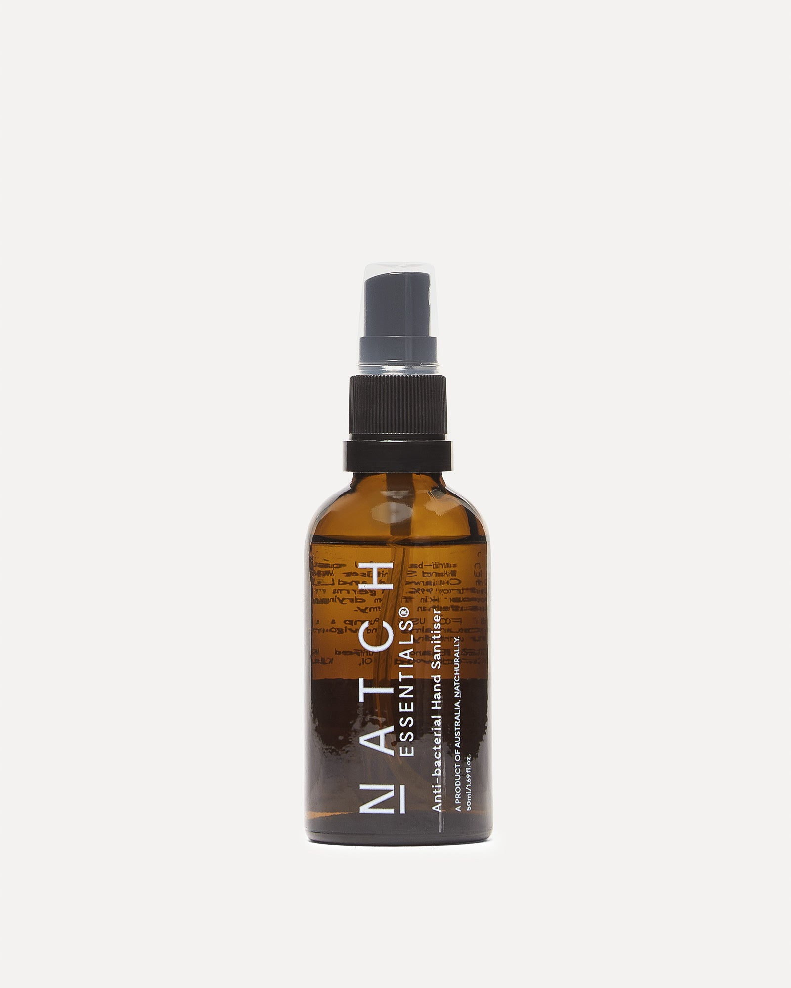 Natch Essentials Hand Sanitiser Mist
