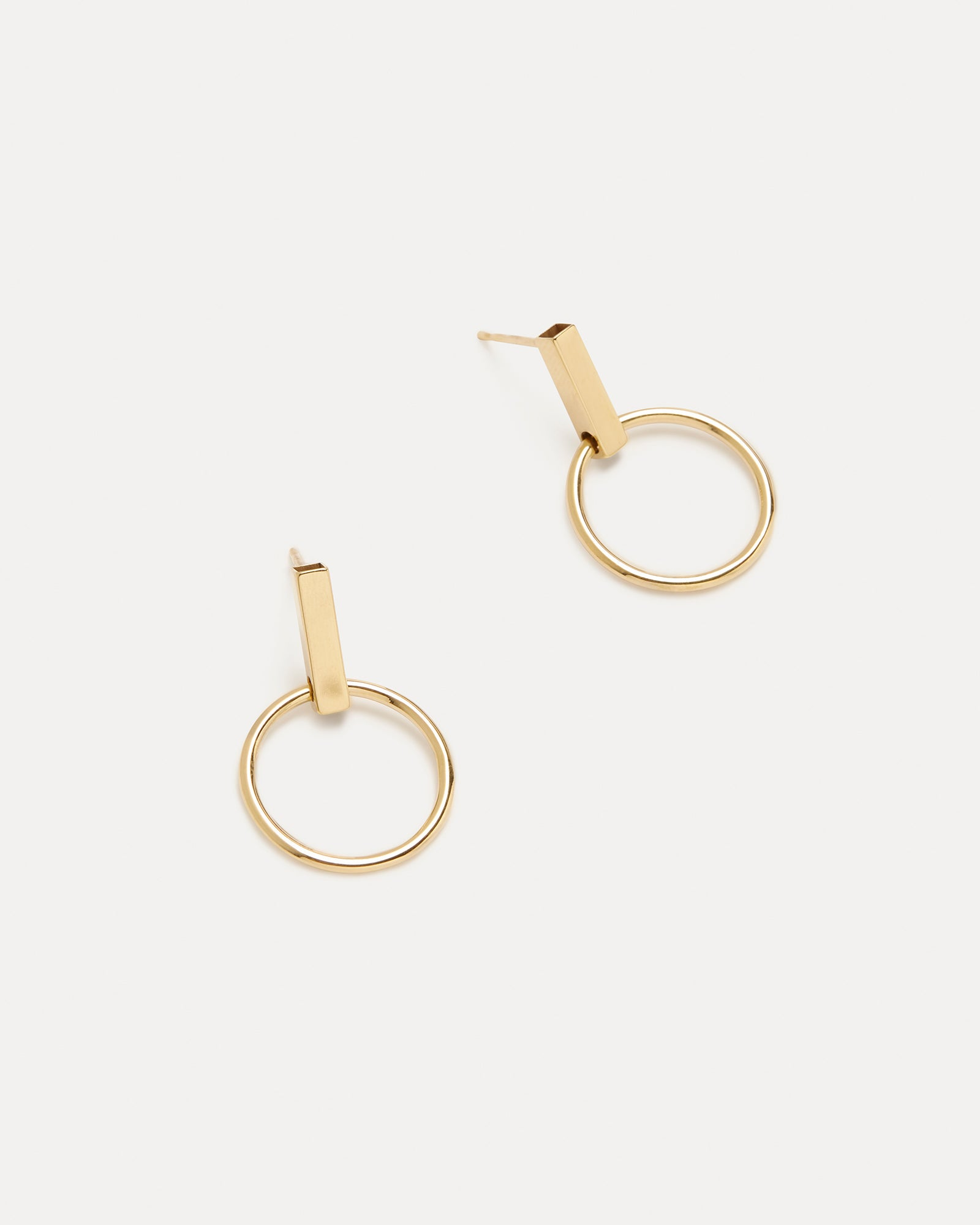 Mini Minimalist Hoops Holly Ryan