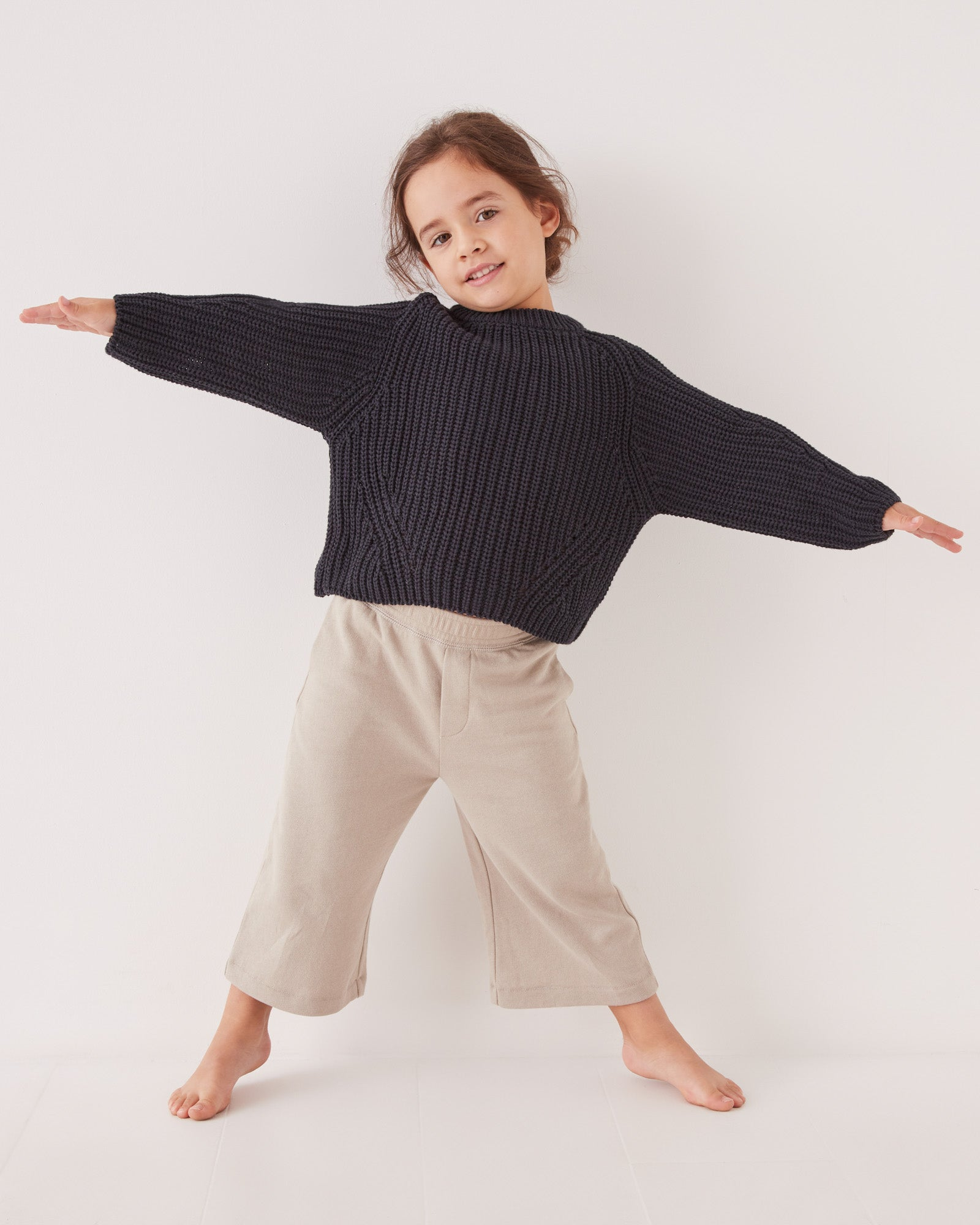 Kids Dyan Knit True Navy