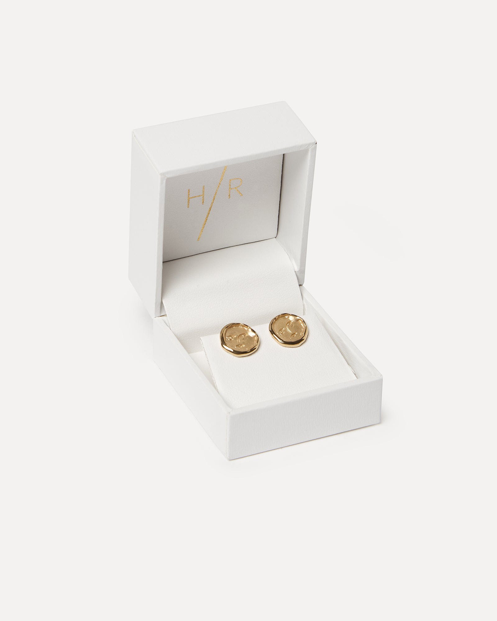 Holly Ryan Gold Plated Matisse Studs