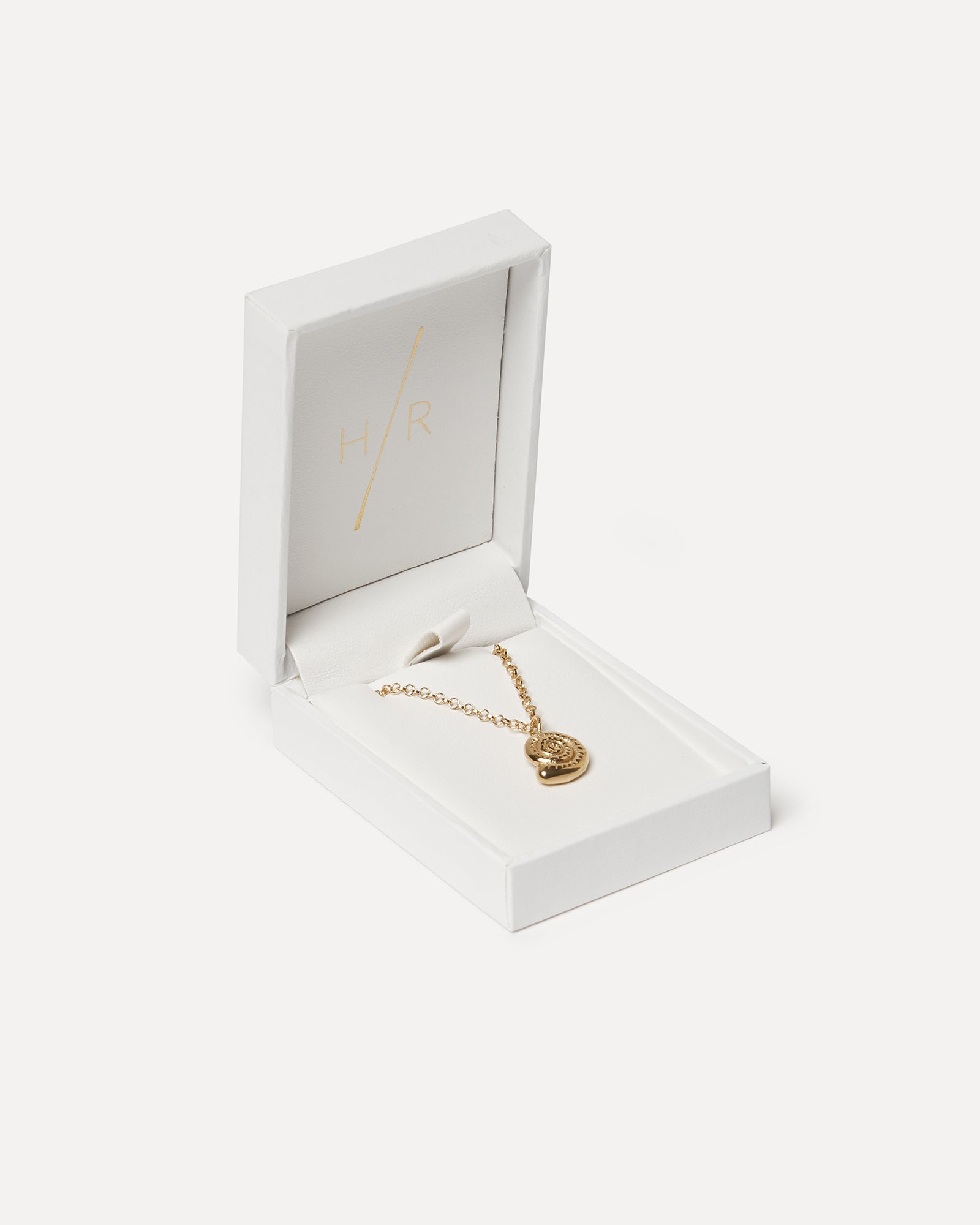 Holly Ryan Gold Plated Shell Pendant