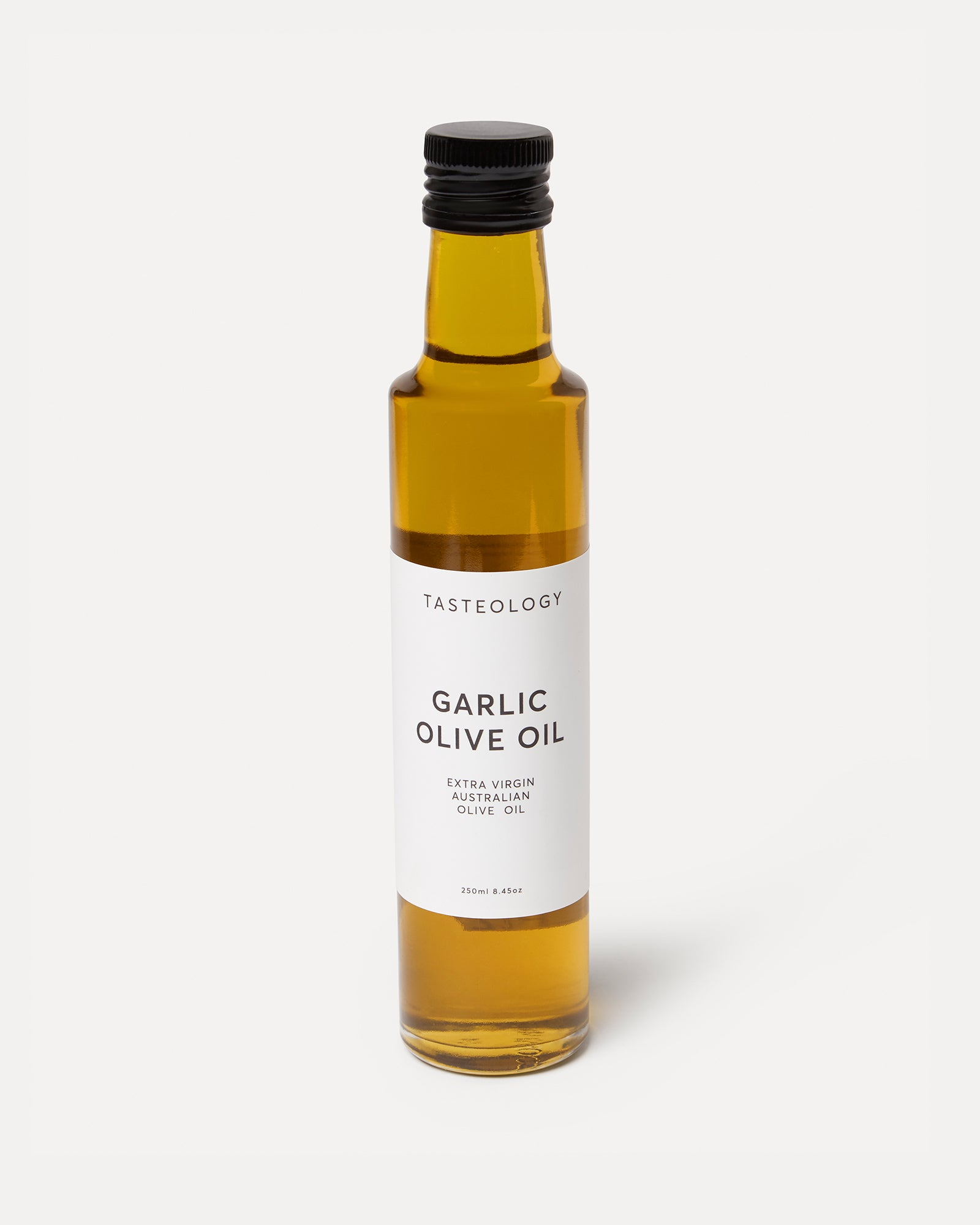 Tasteology Extra Virgin Olive Oil Garlic