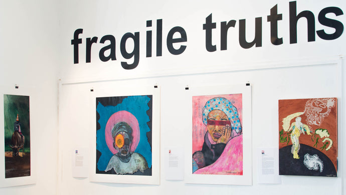 The African Art Centre presents 'Fragile Truths' Exhibition