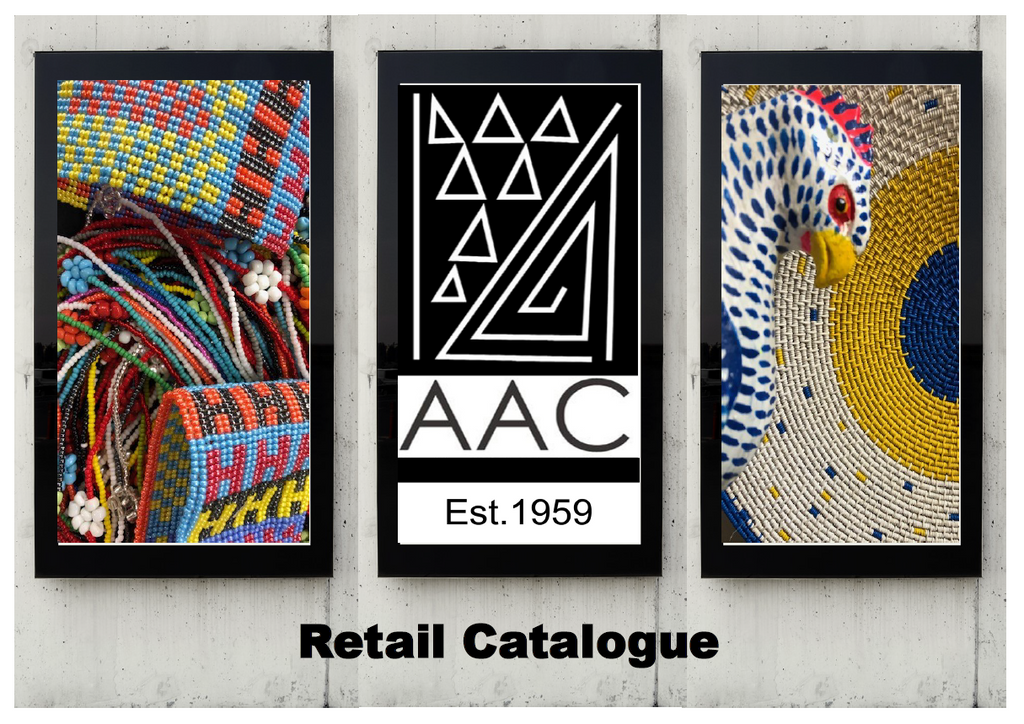 Retail catalogue front page