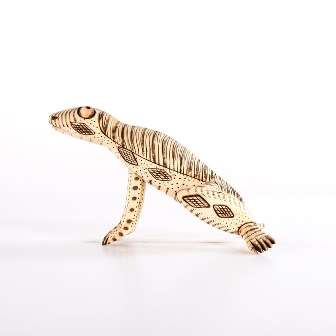 Leaping Wooden Frog (Soft Wood)