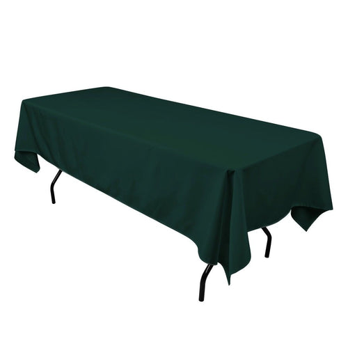 GW Linens Hunter Green 60
