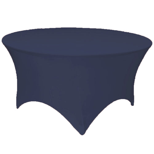 Round Spandex Tablecloth