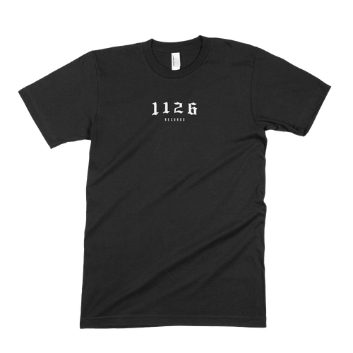 1126 Records Logo Tee