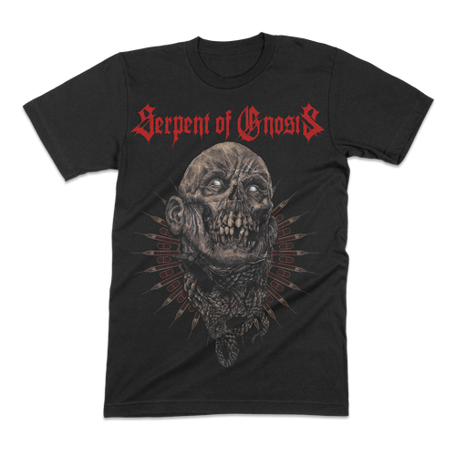 Serpent Of Gnosis - Ghoul Tee