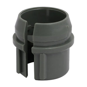 "PVC Snap-in Connector 1/2"", 300 Pieces/Jar - 618-NMB"